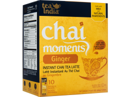 Ginger Instant Chai Tea Latte