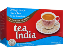 Tea Bags - Orange Pekoe Black Tea - 216 Count